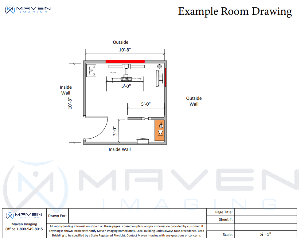 example-chiropractic-room-drawing